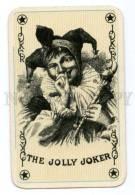 145127 Vintage PLAYING CARD JOKER The Jolly Joker - Unclassified