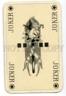 145128 Vintage PLAYING CARD JOKER - Playing Cards