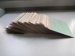 DR Ab Pfennig + Etwas Gebiete 1.WK 340 Ganzsachen!! Etliche Frage / Antwortkarten. Überwiegend Ungebraucht! Hoher KW!! - Stamps