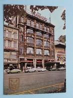 Koningin ASTRIDPLEIN - BILLARD PALACE (Hotel / Lees Volksgazet / Coupe Glacé / Ciné Astrid) Anno 19?? ( Zie Foto ) ! - Antwerpen