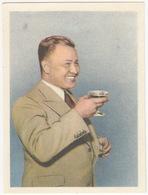 No. 2 Automobilisme - 'Bud' G. Bakker Schut - (Motorcoureur) - Nederlandse Sportsuccessen - LEEUWENZEGEL-MARGARINE - Chromo
