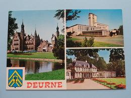 DEURNE ( Spanjersberg ) Anno 19?? ( Zie Foto ) ! - Antwerpen