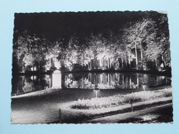 DEURNE Park RIVIERENHOF Verlicht ( Thill N° 13 ) Anno 19?? ( Zie Foto ) ! - Antwerpen