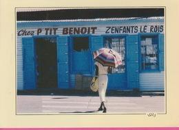 18 / 5 / 382  -  LA  RÉUNION  -ST.  BENOIT  BOUTIQUE   -  CPM - Saint Benoît