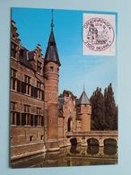 DEURNE STERCKSHOF ( JvdB ) Stempel OPENDEURDAGEN 23-11-96 ) Anno 1996 ( Zie Foto ) ! - Antwerpen