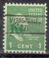 USA Precancel Vorausentwertung Preo, Locals Pennsylvania, Warrendale 735 - Vereinigte Staaten
