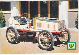 DE DION BOUTON 1902 Voiture De Course, 2 Cylindres  -  Musée De L'Auto - Rochetaillee-sur-Saone - 'BP' Service - Auto's