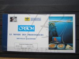VEND BEAU CARNET DE TIMBRES DE NOUVELLE-CALEDONIE N° C710 , XX !!! - Booklets