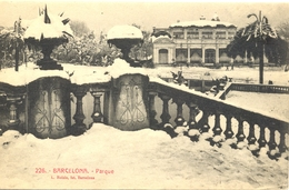 Espagne - Catalunya - Barcelona - Parque - L. Rolsin Barcelona Nº 226 - - Barcelona
