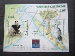 VEND BEAU BLOC DE NOUVELLE-CALEDONIE N° 16 , XX !!! - Blocks & Kleinbögen