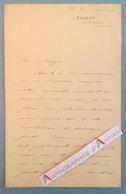 L.A.S 1895 Emmanuel RODOCANACHI Historien - Andilly Par Montmorency - Sismondi Bibliothèque Mazarine - Lettre Autographe - Autografi