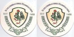 #D204-227 Viltje Schlossbrauerei Haimhausen - Sous-bocks