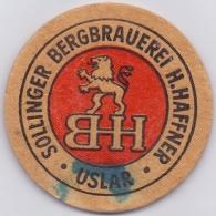 #D204-238 Viltje Solinger Bergbrauerei (4 Mm Dik) - Sous-bocks