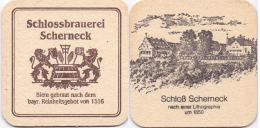 #D204-241 Viltje Schlossbrauerei Scherneck - Sous-bocks
