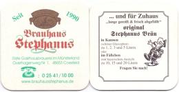 #D204-250 Viltje Brauhaus Stephanus - Sous-bocks