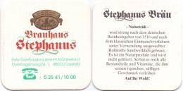 #D204-251 Viltje Brauhaus Stephanus - Sous-bocks