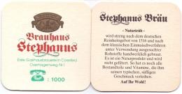 #D204-253 Viltje Brauhaus Stephanus - Sous-bocks