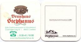 #D204-254 Viltje Brauhaus Stephanus - Sous-bocks
