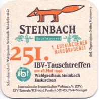 #D204-264 Viltje Steinbach Hausbrauerei - Sous-bocks