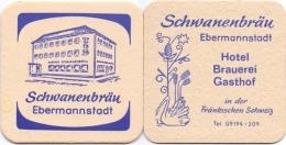 #D204-266 Viltje Schwanenbräu Ebermannstadt - Sous-bocks