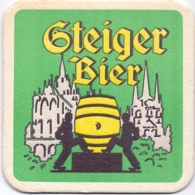 #D204-267 Viltje Steiger Brauerei Erfurt - Sous-bocks