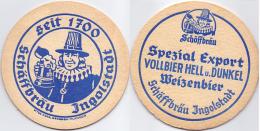 #D204-286 Viltje Schäffbräu Ingolstadt - Sous-bocks
