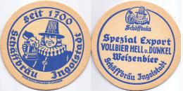 #D204-287 Viltje Schäffbräu Ingolstadt - Sous-bocks