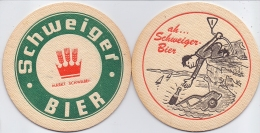 #D204-290 Viltje Schweiger Bräu - Sous-bocks