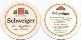 #D204-291 Viltje Schweiger Bräu - Sous-bocks