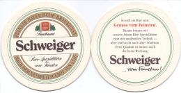 #D204-294 Viltje Schweiger Bräu - Sous-bocks