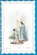 Communion    Buedts    Wilsele - Putkapel - Images Religieuses