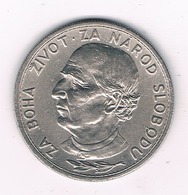 5 KORUN 1939 SLOWAKIJE /2901G/ - Slovaquie