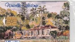 TELECARTE 140 UNITES...NOUVELLE CALEDONIE............. - New Caledonia