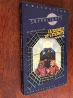 Collection SUPERLIGHTS Science Fiction N° 03   LA BATAILLE DE L'ETERNITE   Van VOGT     Presse De La Cité - 1983 - Presses De La Cité