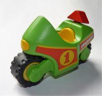 PLAYMOBIL GEOBRA 1993 MOTO - Playmobil