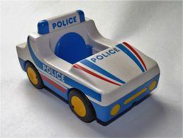 PLAYMOBIL GEOBRA 1990 VOITURE POLICE - Playmobil