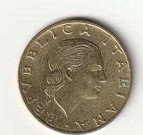 70'AERONAUTICA MILITARE - 1993 - MONETA DA 200 LIRE - 1946-… : Repubblica