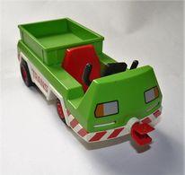 PLAYMOBIL GEOBRA 2001 CAMION DE CHANTIER - Playmobil