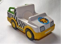 PLAYMOBIL GEOBRA 2006 VOITURE SAFARI - Playmobil