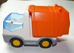 PLAYMOBIL GEOBRA 2009 CAMION POUBELLE - Playmobil