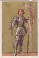 Chromo - Chocolat Mauprivez - Jeanne D'Arc - Chocolat