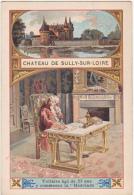 Chromo - Phoscao - Chateau De Sully Sur Loire (Loiret) - Chromos