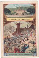 Chromo - Phoscao - Chateau De Dampierre (Seine Et Oise) - Chromos