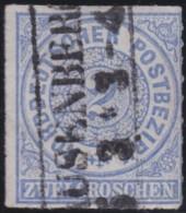 Nord   .     Michel    .    5       .       O     .     Gebraucht - Norddeutscher Postbezirk