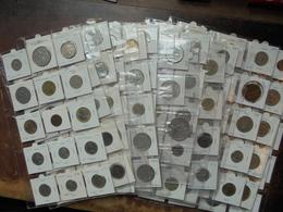 MONDE  TRES BEAU LOT VARIER DE 225 MONNAIES (2 KILOS 300) - Lots & Kiloware - Coins