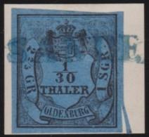 Oldenburg    .     Michel    .    2       .       O     .     Gebraucht - Oldenburg