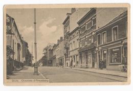 Uccle Magasin De Tabacs Et Cigares Chaussée D'Alsemberg 996 Carte Postale Ancienne - Uccle - Ukkel