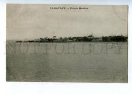 144685 Madagascar Toamasina TAMATAVE View Vintage Postcard - Madagascar