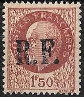 FRANCE LIBERATION  . TOURS MAIRIE 1f50 **brun.Signé P MAYER - Liberation