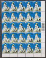 New Zealand 1996 Penguin 1v Bl Of 25 ** Mnh (F7112) - Blokken & Velletjes